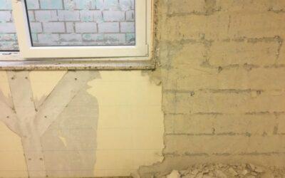 Abdichtungslösungen für jedes Problem und jede Mauerart  – von Stampfbeton bis Holhblockstein