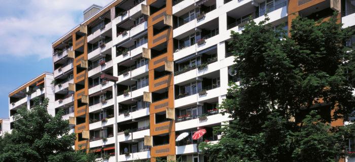 Betonsanierung – Fassaden, Böden und Balkone