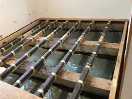 Keller Sanierung - Ausgangssituation